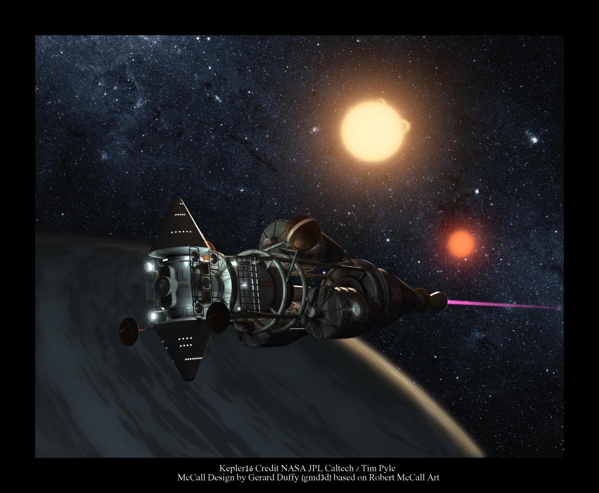 McCall Class Deepspace Explorer