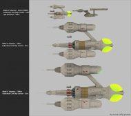 Liberator Scale 780m + 1000m 2