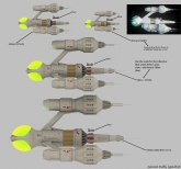 Liberator Scale 780m + 1000m 5