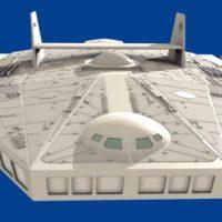 Starhawk's Space-Rider